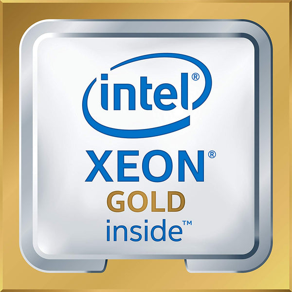 Intel Xeon Gold 6134 8-Core 3.20GHz 10.40GT/s UPI 24.75MB L3 Cache Socket LGA3647 (SR3AR) Server Processor