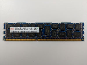 Hynix 8GB PC3-12800 DDR3-1600MHz ECC Registered Server Memory - HMT31GR7CFR4C-PB