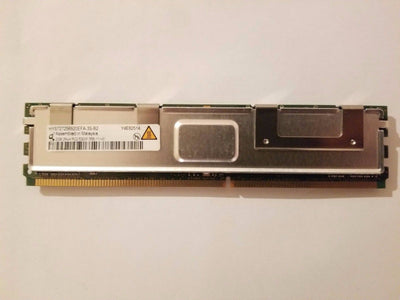 QIMONDA 2GB DDR2-667 PC2-5300F 2Rx4 ECC FB-DIMM Server Memory -  HYS72T256920EFA-3S-B2.