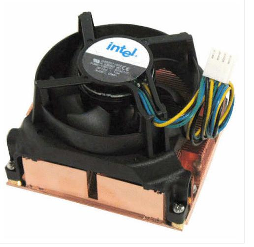 Intel Cooling Fan D39267-002