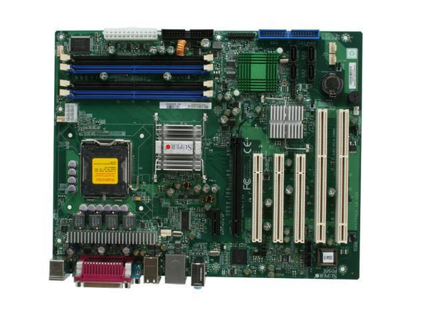 Supermicro PDSGE Intel 955X Socket LGA 775 ATX Intel Pentium D Server Motherboard
