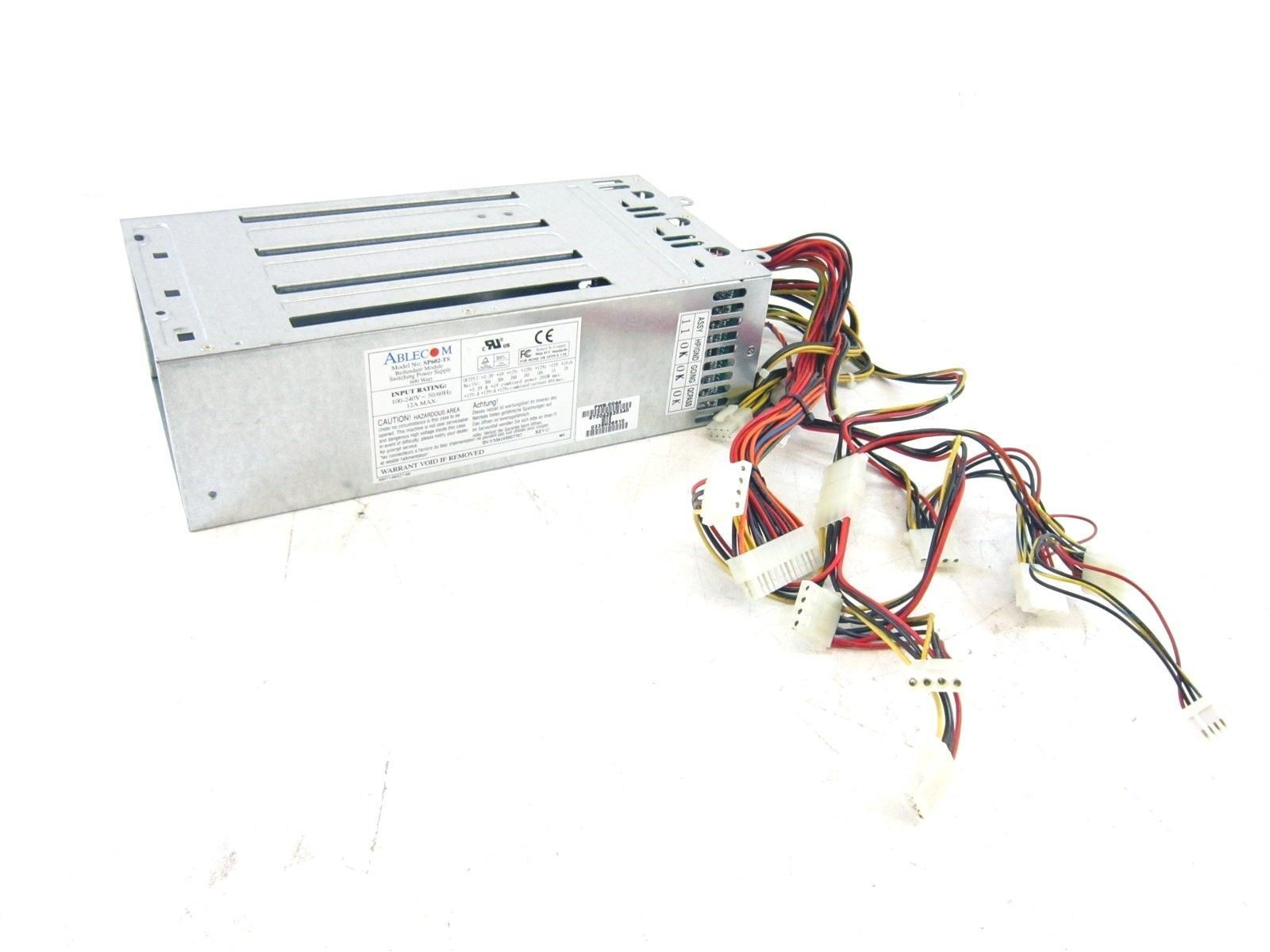 Supermicro 600W Triple Redundant Power Supply (SP602-TS) For SC742 Chassis - PWS-0044