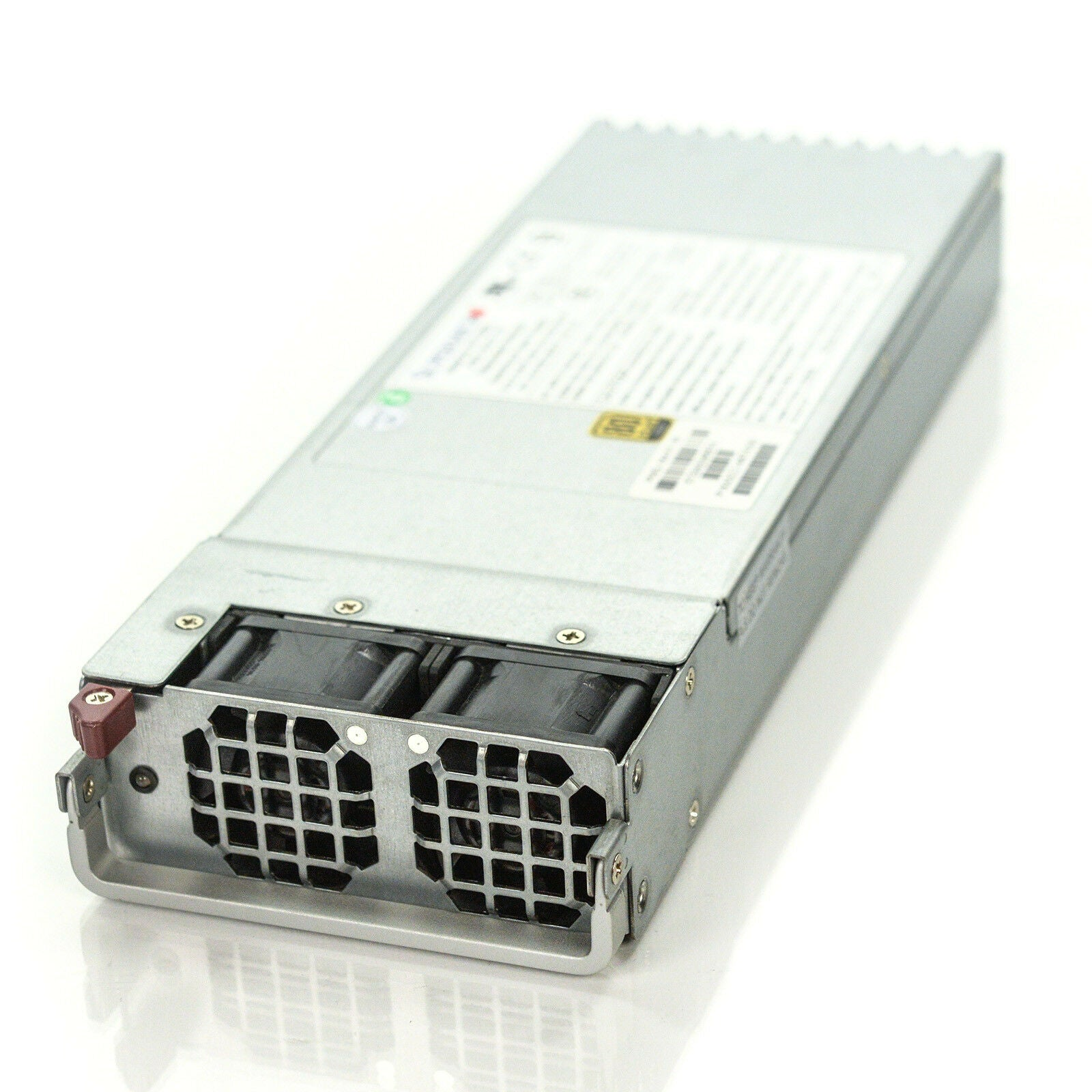 Supermicro 1400W 24Pin 1U Server Power Supply 80Plus Gold Front Loaded - PWS-1K41F-1R