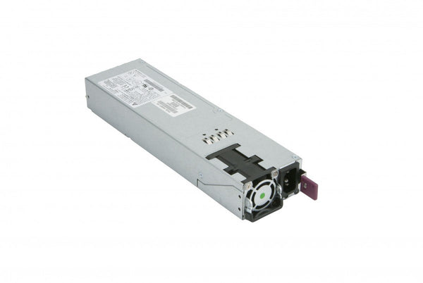 Supermicro 1600W 1U Redundant 73.5mm width RoHS / REACH PBF Platinum (Delta# DPS-1600CB) Power Supply - PWS-1K66P-1R