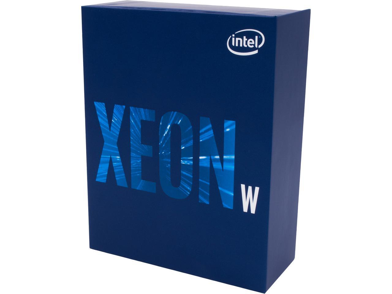 Intel Xeon W-3175X 3.10GHz 28-Core 8.00GT/s DMI3 38.5MB Cache Socket FCLGA3647 (SR6FL) Server Processor