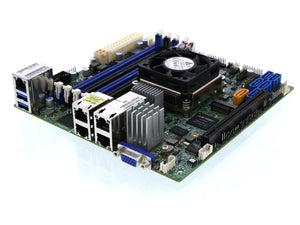Supermicro X10SDV-TLN4F-O Mini ITX Xeon Processor D-1541 Socket FCBGA 1667 Server Motherboard