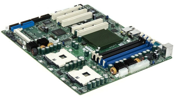 Supermicro X5DPA-TGM+ Intel-E7501 Socket-mPGA604 DDR-266MHz ATX Server Motherboard.
