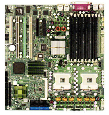 Supermicro X6DH8-G Socket 604pins Intel eATX Server Motherboard