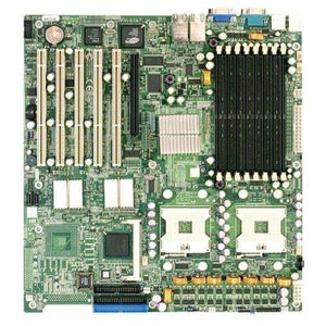 Supermicro X6DH8-XG2 Dual 603/604 Intel E7520 Extended ATX Dual Intel Xeon Server Motherboard