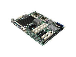 Supermicro X7DVL-E Intel 5000V Dual Socket 771 Video PCI Express IPMI 2.0 Dual Gigabit LAN USB 2.0 SATA RAID ATX Server Motherboard.