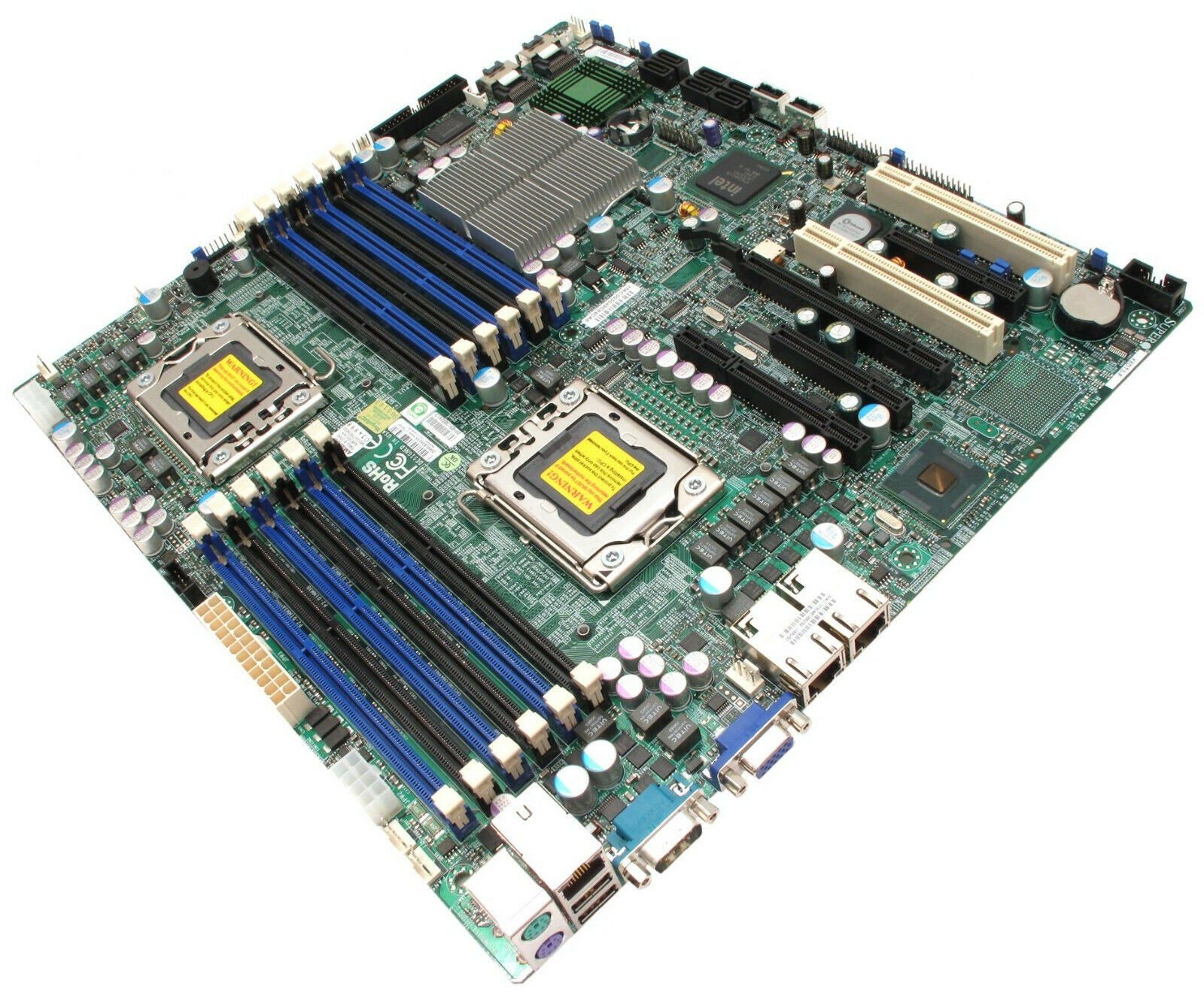 Supermicro X8DT3-F Intel 5520 Chipset Dual Socket LGA 1366 Server Motherboard