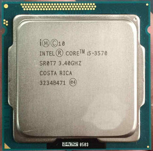 Intel i5-3570 3.4GHz 5.0GT/s 6MB LGA 1155 (SR0T7) Desktop Processor