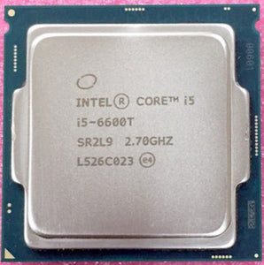 Intel Core i5 i5-6600T Quad-core (4 Core) 2.70 GHz Socket H4 LGA1151 (SR2L9) Desktop Processor