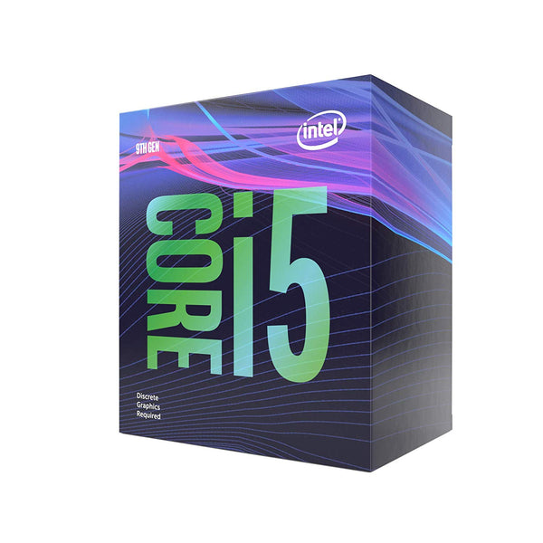 Intel Core i5-9400F Coffee Lake 6-Core 2.9 GHz (4.10 GHz Turbo) LGA 1151 (300 Series) 65W BX80684I59400F (SRF6M) Desktop Processor Without Graphics