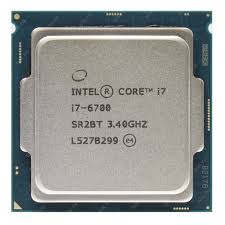 Intel Core i7-6700 8M 3.4 GHz Socket LGA 1151 65W QC HD Graphics 530 (SR2BT / SR2L2) Desktop Processor