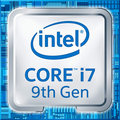 Intel i7-9700K Coffee Lake 8-Core 3.6 GHz (4.9 GHz Turbo) Socket LGA 1151 (300 Series) 95W Intel UHD Graphics 630 (SRELT) Desktop Processor.