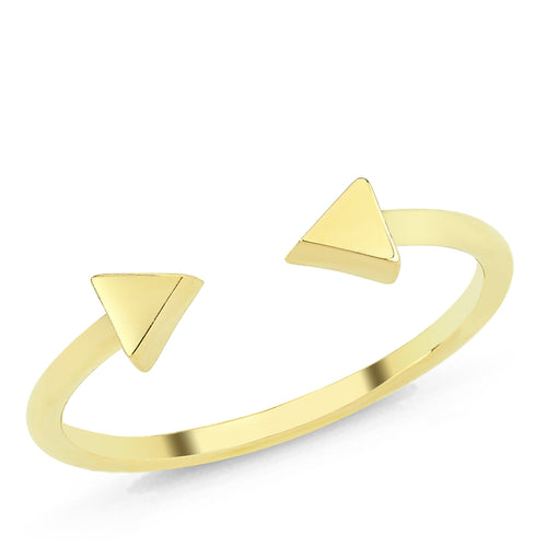 Two arrows Ring
