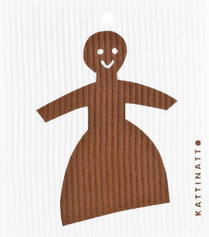 Ginger Bread Lady -  swedethings-cad