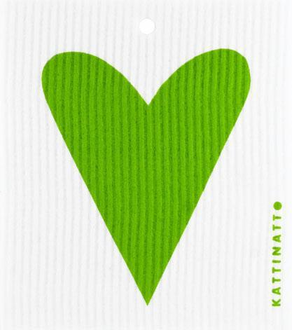 Heart Green -  swedethings-cad