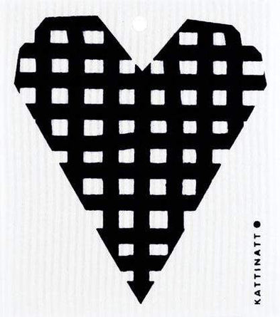 Heart Lattice Black -  swedethings-cad