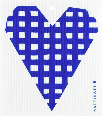 Heart Lattice Blue -  swedethings-cad
