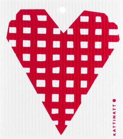 Heart Lattice Red -  swedethings-cad