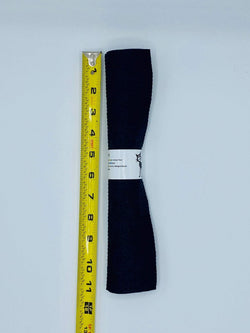 Large Solid Black