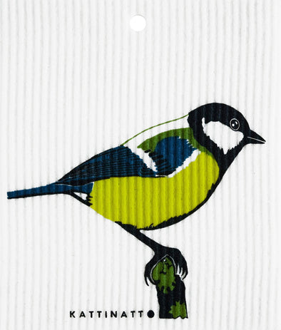 Parus Major -  swedethings-cad