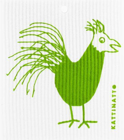 Rooster Green -  swedethings-cad