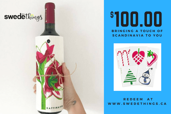 swedethings-cad Gift Card $100 Gift Card