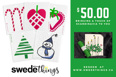swedethings-cad Gift Card $50 Gift Card