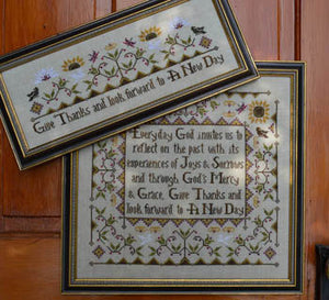 Everyday Sampler by Hands on Design - Blessed Backyard