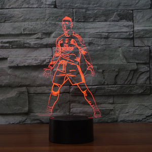 "LED Lamp ""CR7"""