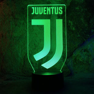 "LED Lamp ""Juventus"""