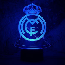 "LED Lamp ""Real Madrid"""