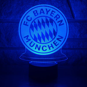 "LED Lamp ""Bayern Munich"""