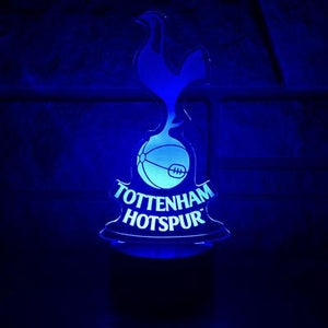"LED Lamp ""Tottenham Hotspur"""