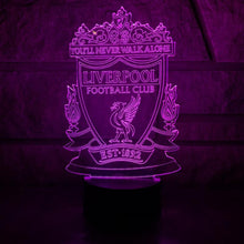 "LED Lamp ""Liverpool"""