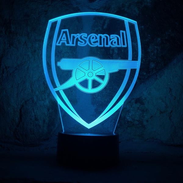 "LED Lamp ""Arsenal"""