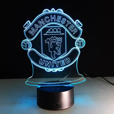 "LED Lamp ""Manchester United"""