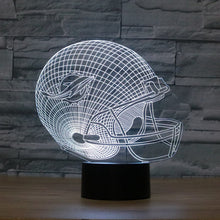 "LED Lamp ""Miami Dolphins"""