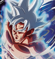 MASTERED ULTRA INSTINCT NEW PREVIEW REVEALS NEW DETAILS