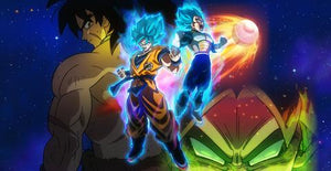 'Dragon Ball Super: Broly' Reveals Characters Descriptions