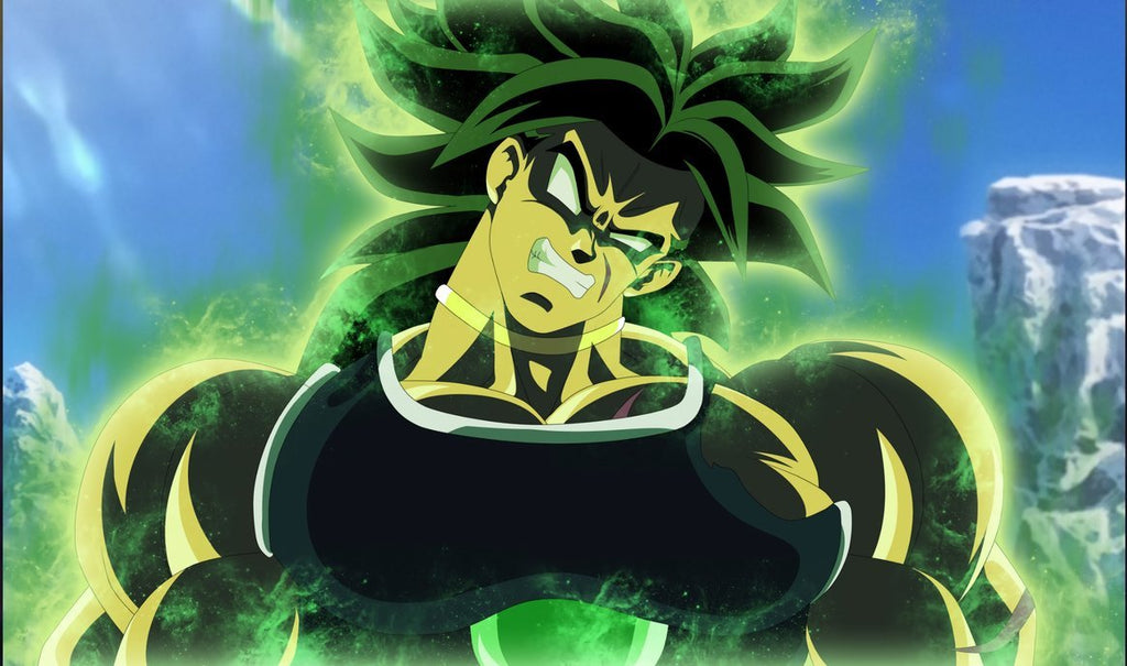 'Dragon Ball Super Broly' Gives Broly Another Enemy