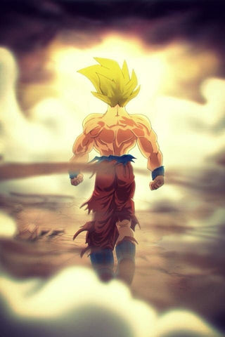 20 Son Goku Wallpaper For Mobile Iphone And Desktop Hd