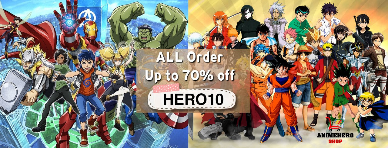 GET YOUR FREE 20$ GIFT CARD TODAY! only from Animeheroshop
