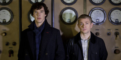 Sherlock season 5 cast