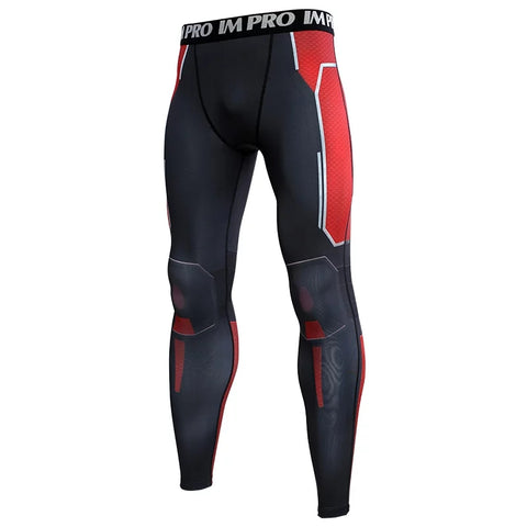 Image of Antman Avengers 4 Endgame Quantum War Compression Tights Pants