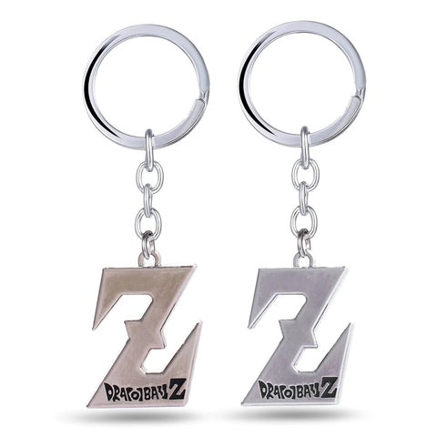 Image of DBZ Keychain - Anime Hero Shop