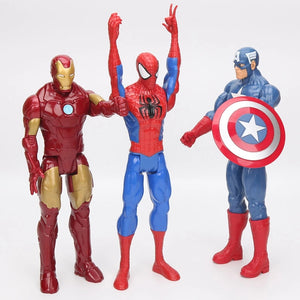 30cm Super Heros PVC Figure Toy - Anime Hero Shop